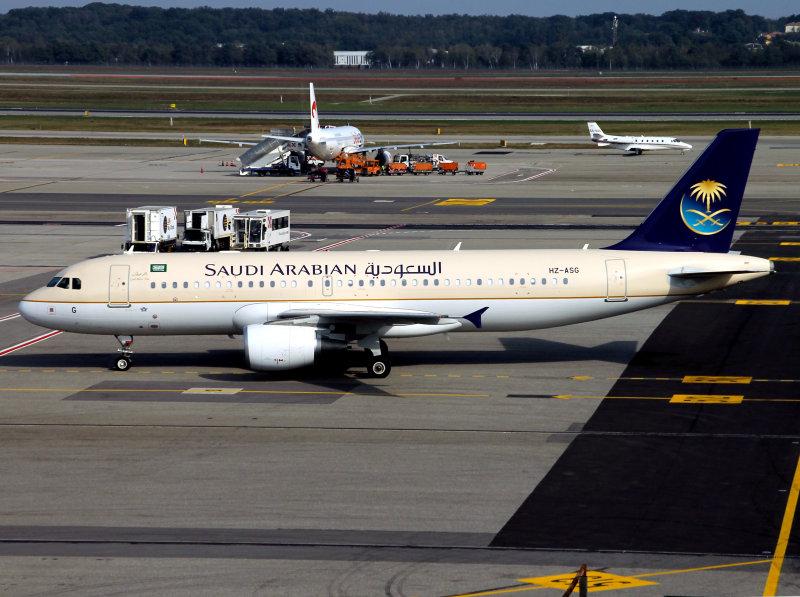A320  HZ-ASG