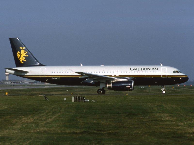 Airbus A320 G-BVYC