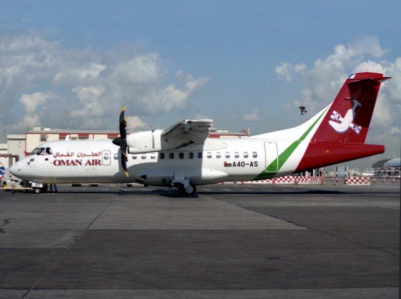ATR-42 A40-AS