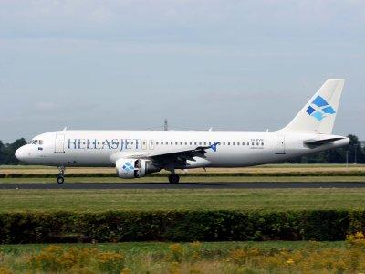 A320  SX-BVK
