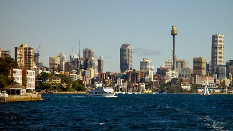 Sydney Harbour Tour