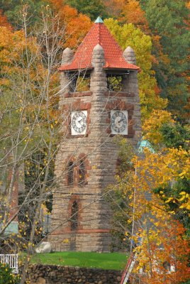 Roslyn Clock Tower