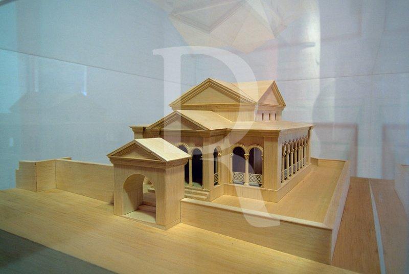 Centro de Acolhimento e Interpretação das Ruínas de Milreu