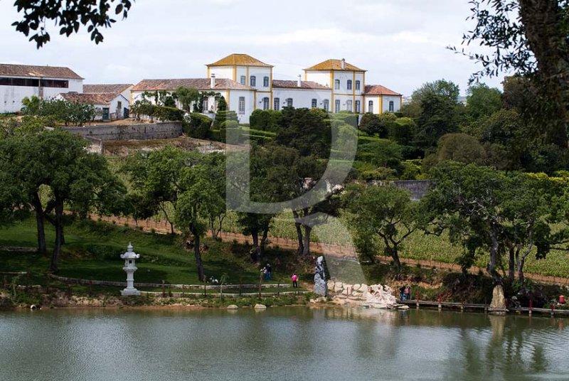 O Jardim Oriental e a Quinta dos Loridos