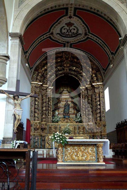 The Parish Church of Portimão (IIP)