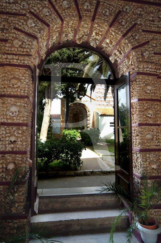 Igreja do Carmo - Capela dos Ossos