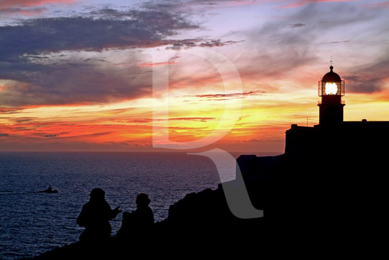 The Lighthouse of Sagres (IIP)