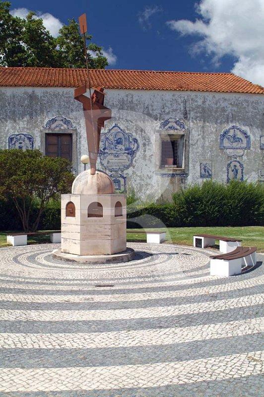 A Padeira e a Casa do Celeiro dos Frades