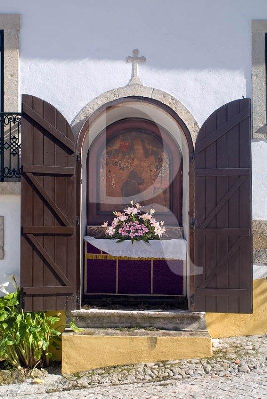 Passo na Rua de D. João de Ornelas