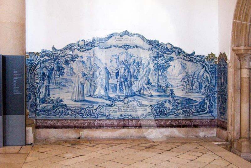 A Doação de D. Afonso Henriques a São Bernardo de Claraval