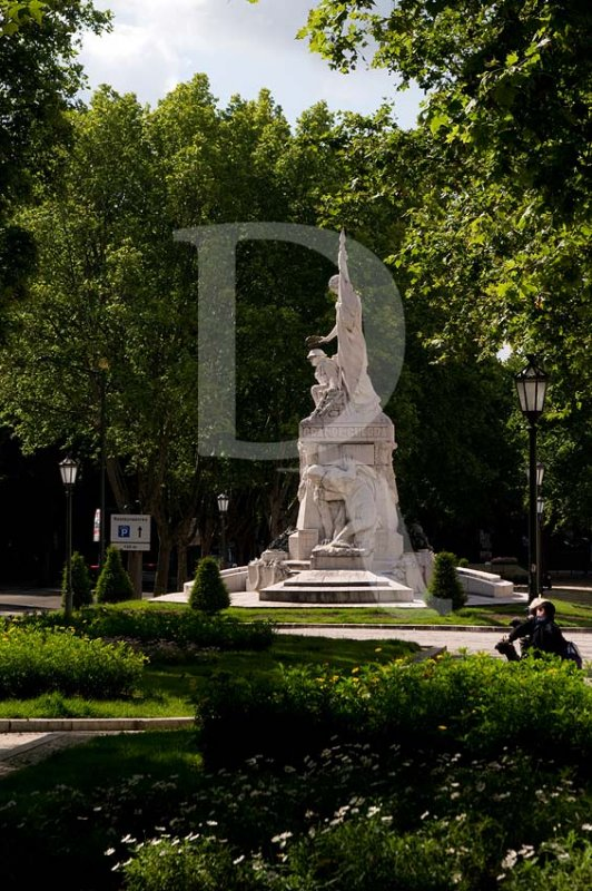 Monumento aos Mortos na I Grande Guerra