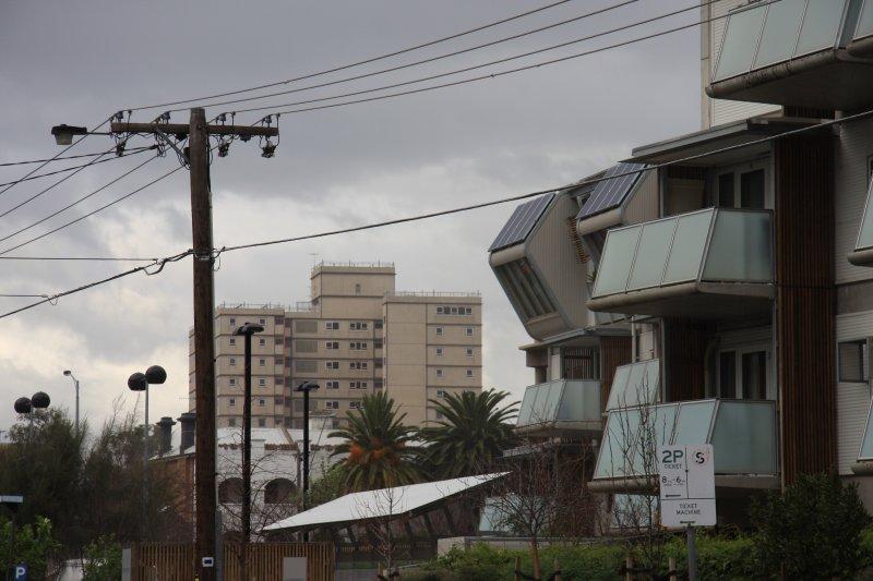 Social Housing in Melbourne