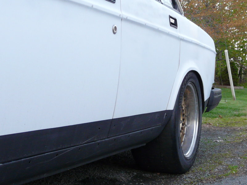 Fender Flares/Rolling limitations on 240 ? - Page 2