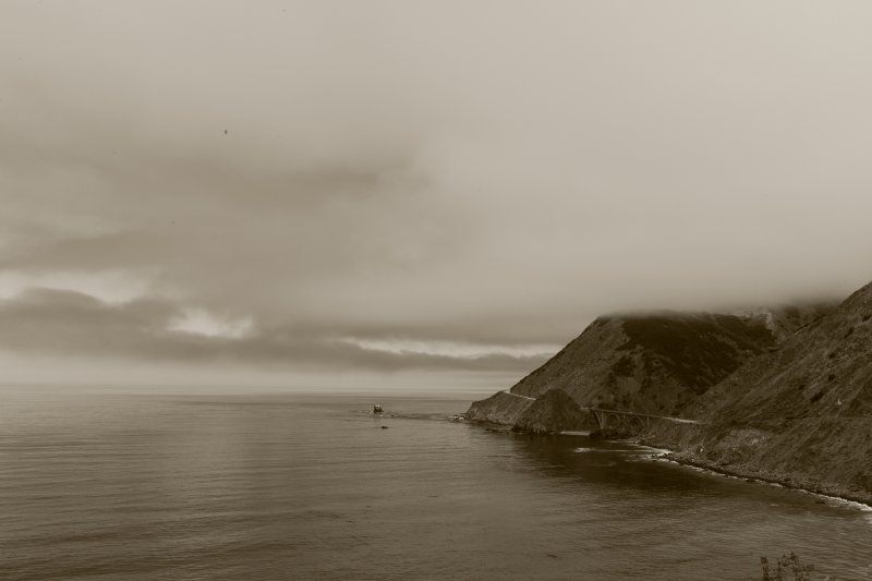 Black & White Coast