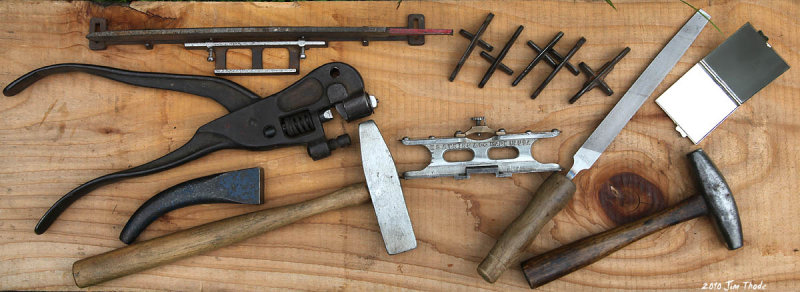 Basic Saw tools