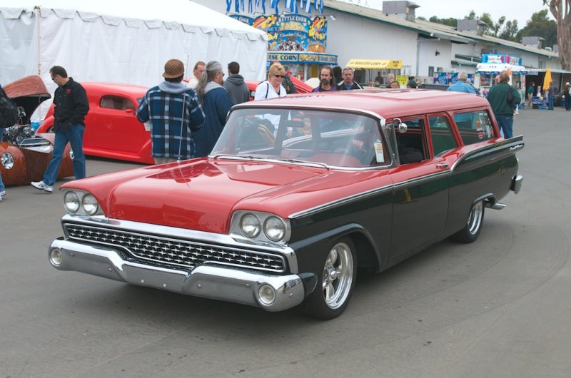 1959 Ford Station Wagon