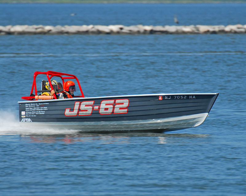 JS:  Jersey Speed Skiff