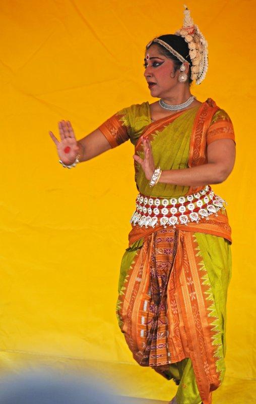 Dance Performance - India Festival