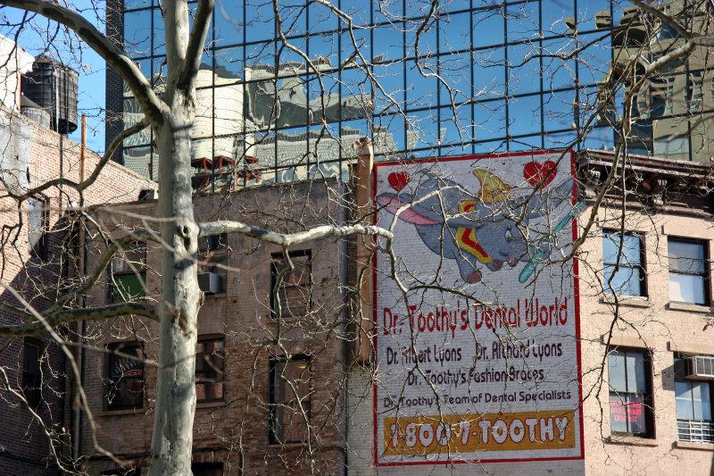 Dentists Billboard & Reflections