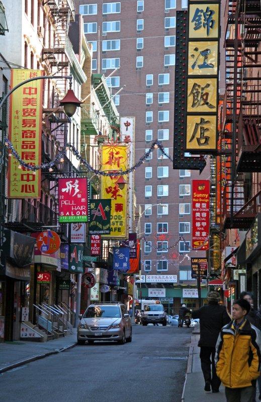 Health & Beauty Street Signs