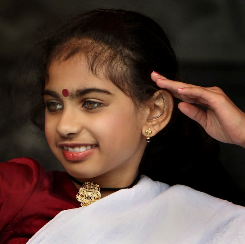 Village dance from Kerala / India