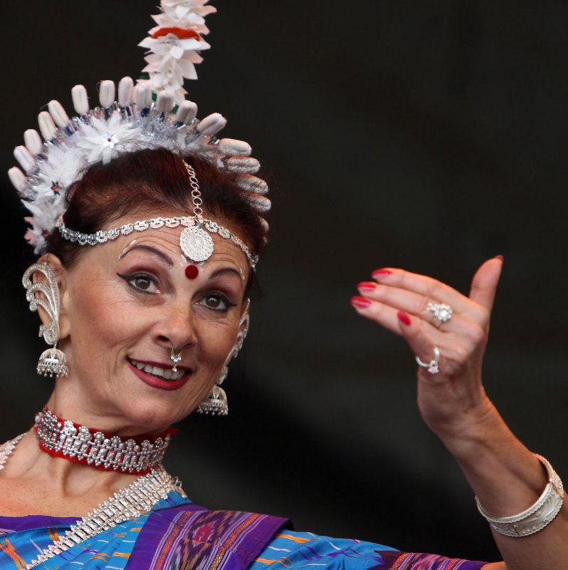 Classical Odissi Indian Dance