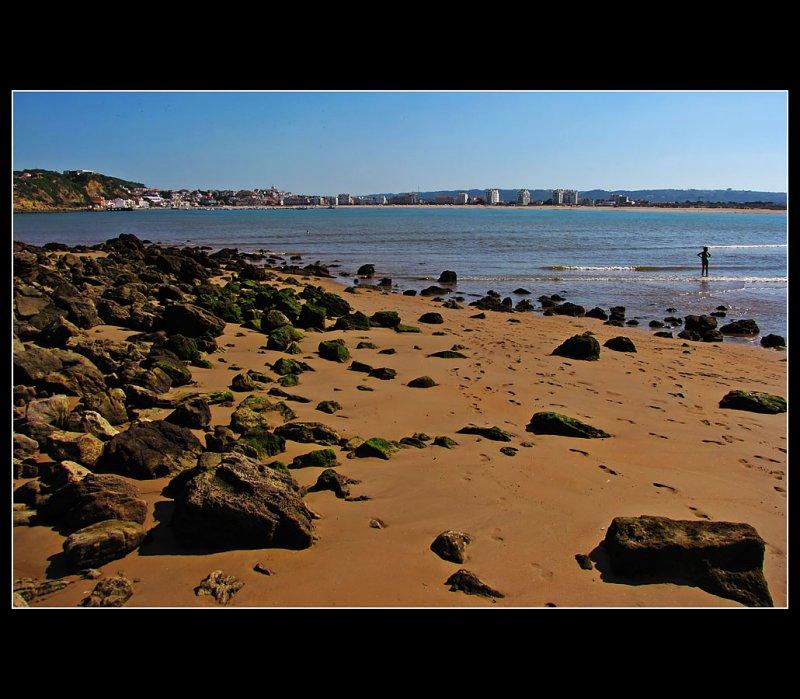 Walk to the sea water fountain ... 08