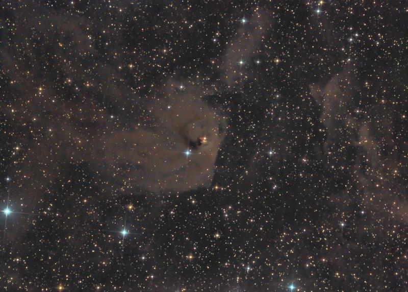 T Tauri NGC1555 Hinds Variable Nebula in Taurus