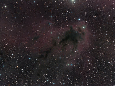 LDN-1622-VDB-62 The Boogie Man Nebula
