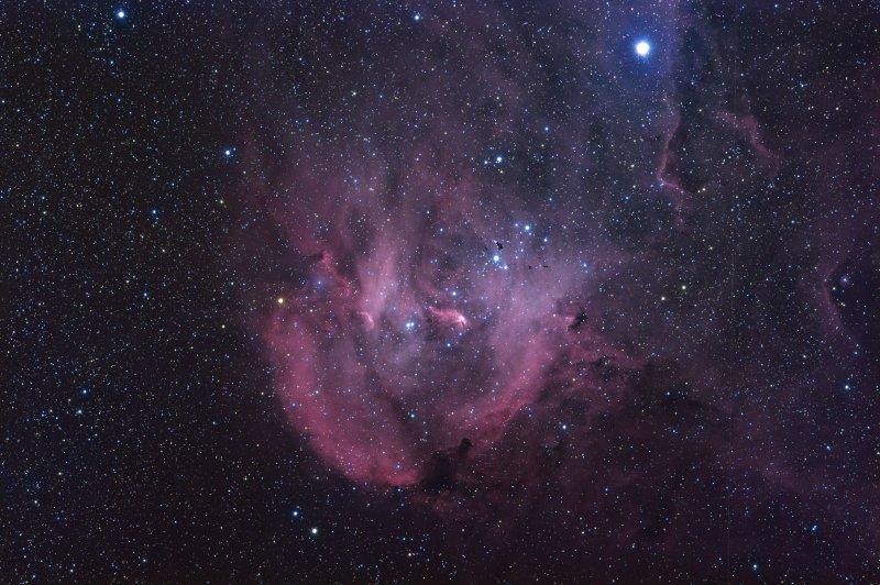 Lambda Centaurus Nebula