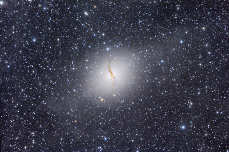 Centaurus A Ultra Deep Field - Multi Award Winner
