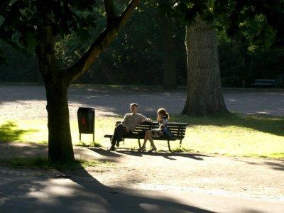 Vondelpark, photo: C�cile Obertop