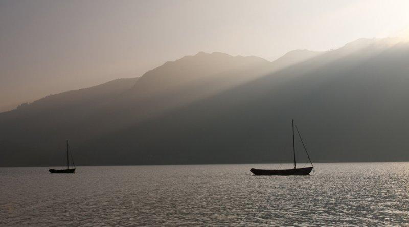 Bassenthwaite Ghost Boats