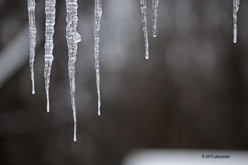 Ice Fingers