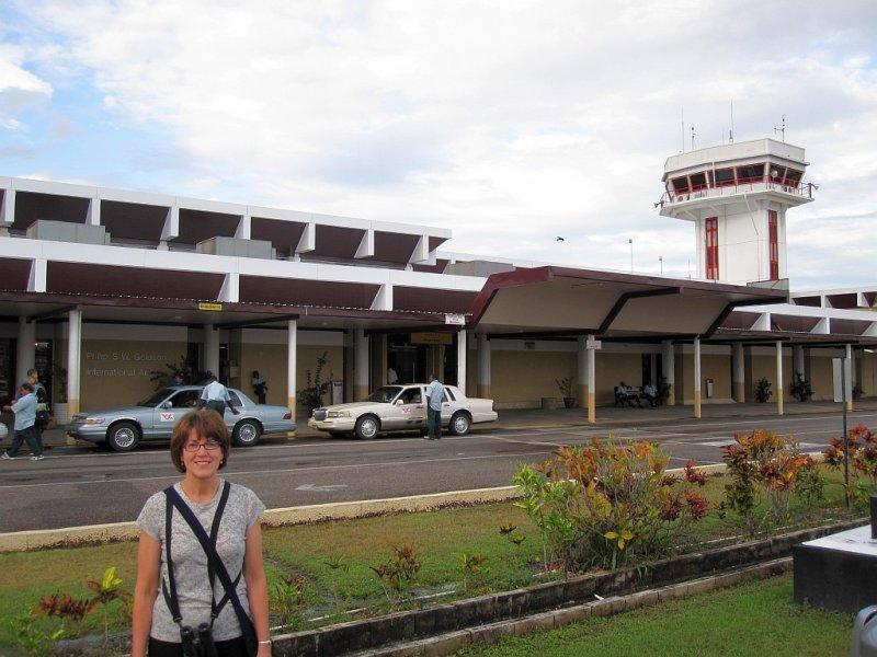 Belize International Airport