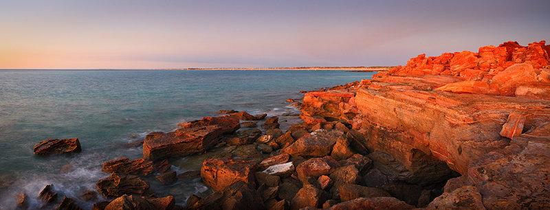 Gantheaume Point at Dusk