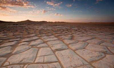 Walvis Bay dune patterns