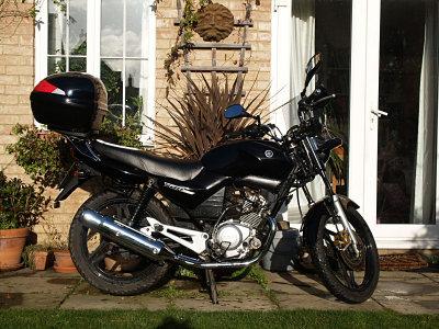 Re: Yamaha YBR 125/Suzuki GN 125