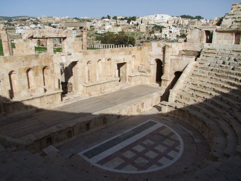 North Theater 1 Jerash Jordan.jpg