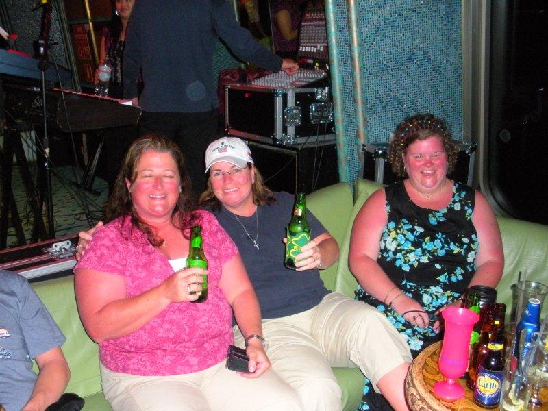 Kris, Teresa & Tori
