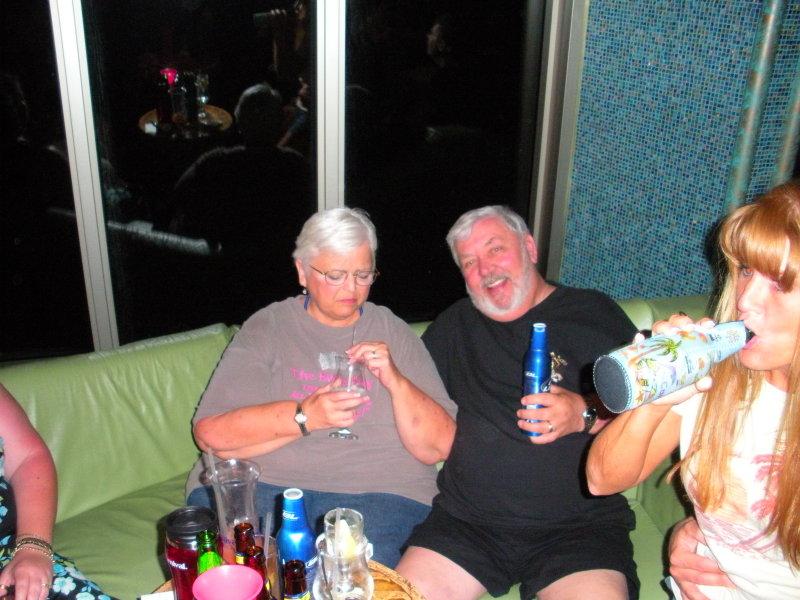 Peggy & Colin