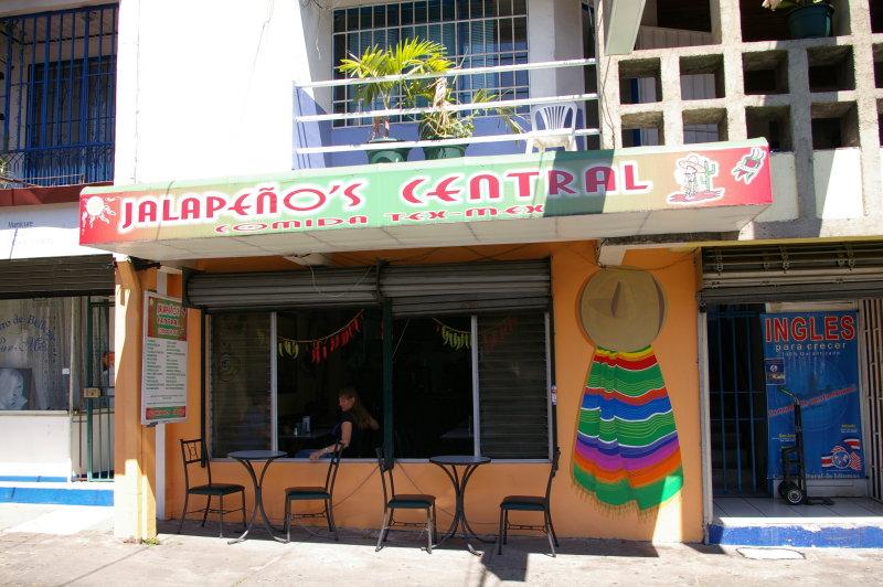 Jalapeños Central, Alajuela