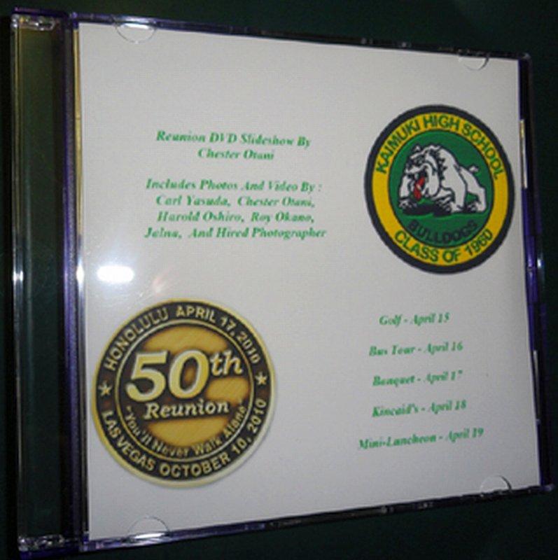 50 Years - Memories:  July 10