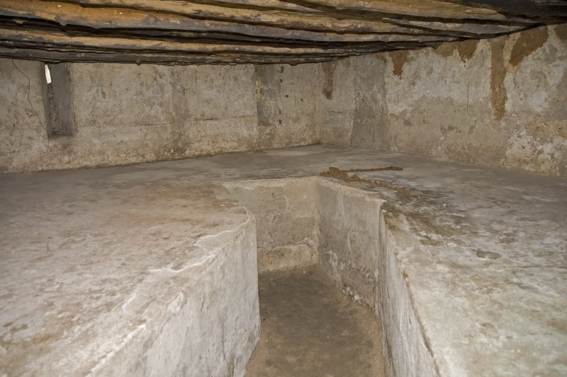 They would keep hundreds of slaves in these little rooms until the slaver ships arrived, it was very sad to see