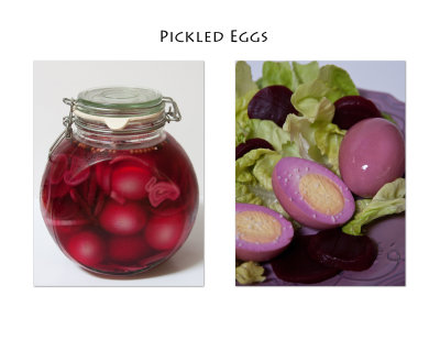 JENNIE'S PICKLED EGGS