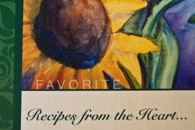 Best recipes... best friends...
