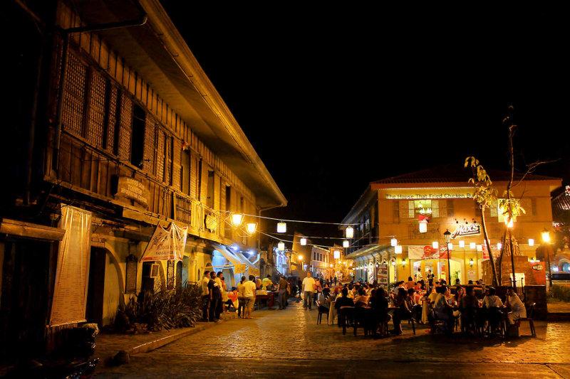 Calle Crisologo, Vigan, Ilocos Sur, Philippines