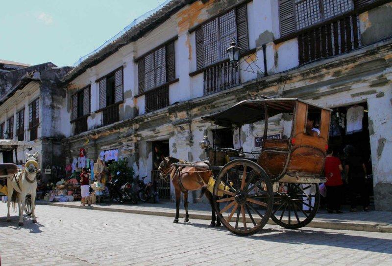 Vigan, Ilocos Sur, Philippines
