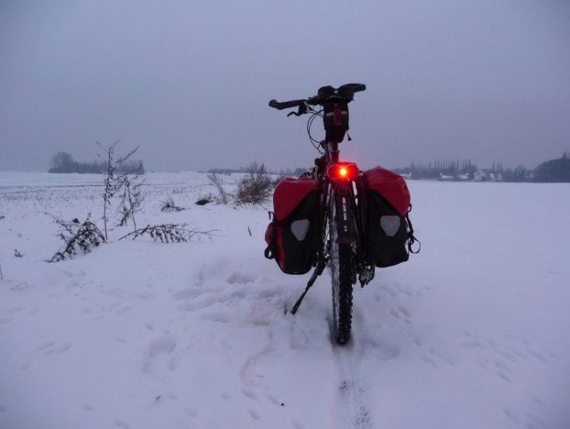 Vélotaf des neiges
