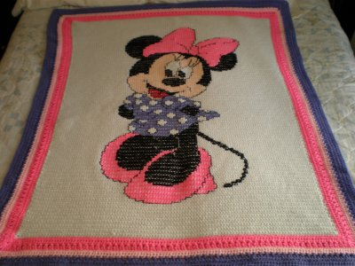 Minnie Mouse - not for sale